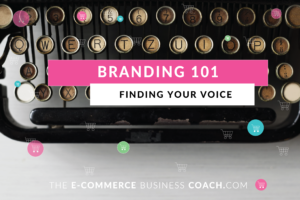 How to find your brands unique voice