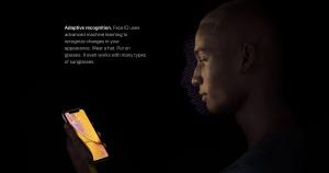 Apple Painting a Scenario: Face ID